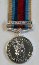 Operational Service Medal - Afghanistan
